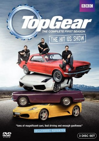 Top Gear USA - Complete 1st Season (3-DVD)
