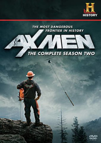 Ax Men - Complete Season 2 (4-DVD)