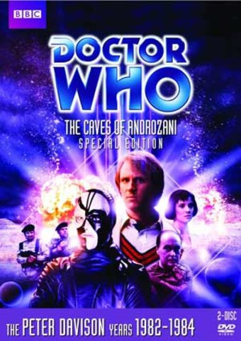 #135: The Caves of Androzani (2-DVD)