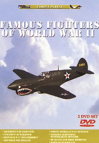 Famous Fighters of World War II (2-DVD)