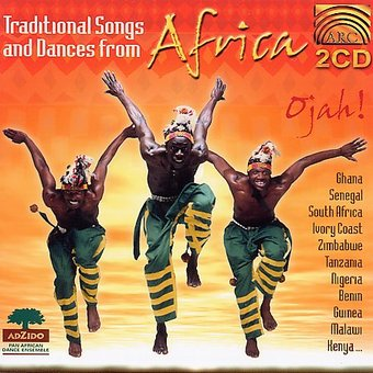 Traditional Songs & Dances From Africa: Ojah