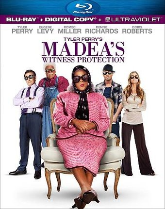 Madea's Witness Protection (Blu-ray)