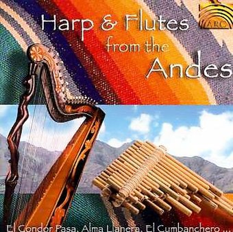 Harp and Flutes from the Andes