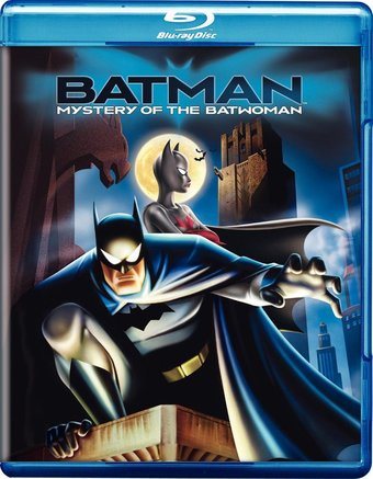 Batman - Mystery of the Batwoman (Blu-ray)