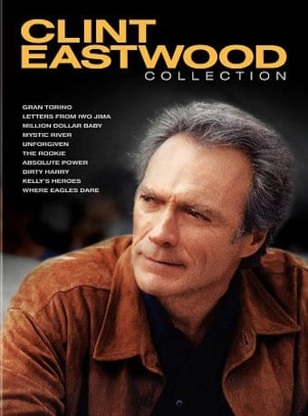Clint Eastwood Collection (10-DVD)