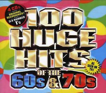 100 Huge Hits Of The 60s Amp 70s Cd 2007 Sanctuary