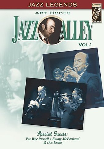 Jazz Alley, Volume 1