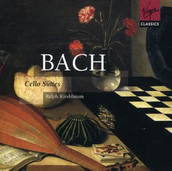 Bach: Cello Suites / Kirshbaum
