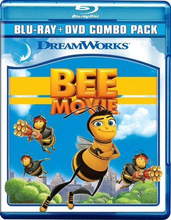 Bee Movie (Blu-ray + DVD)
