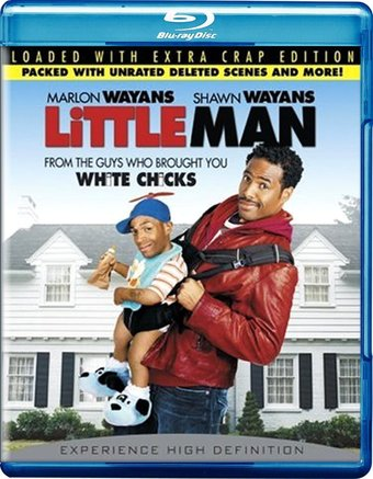 Little Man (Blu-ray, Loaded with Extra Crap