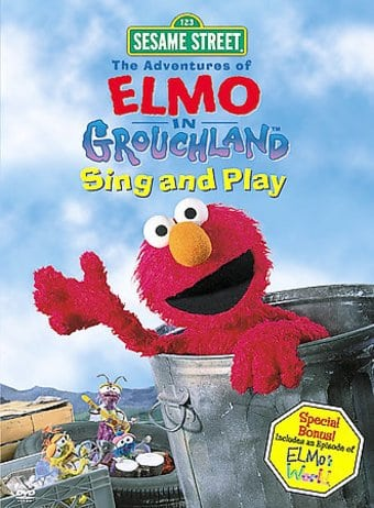 Sesame Street - The Adventures of Elmo in