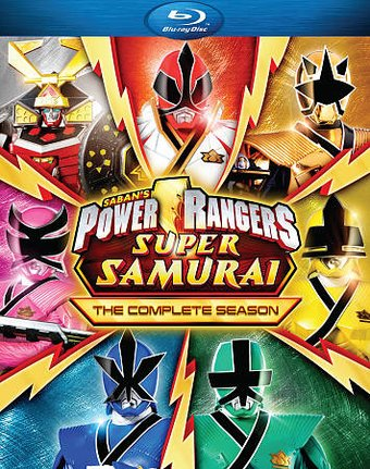 Power Rangers Super Samurai - Complete Series
