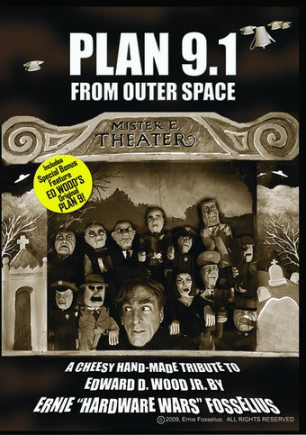 Plan 9.1 From Outer Space / Plan 9 From Outer