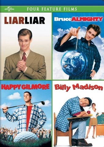 Liar Liar / Bruce Almighty / Happy Gilmore /