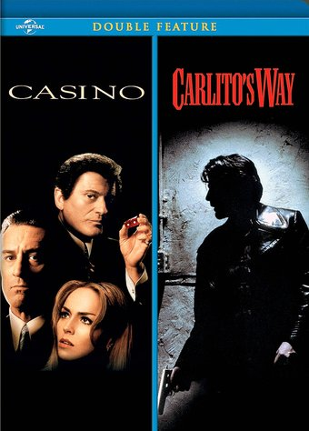 Casino / Carlito's Way (2-DVD)