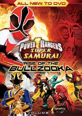 Power Rangers Super Samurai - Volume 3 - Rise of