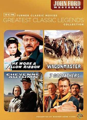 TCM Greatest Classic Legends Collection - John