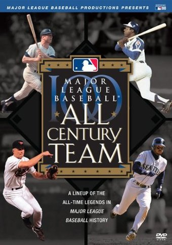 Baseball - Major League Baseball All Century Team