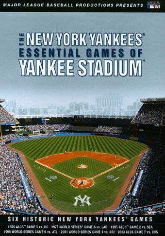The New York Yankees: Essential Games of Yankee