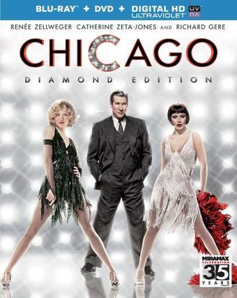 Chicago (Diamond Edition) (Blu-ray + DVD)