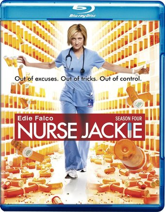 Nurse Jackie - Season 4 (Blu-ray)