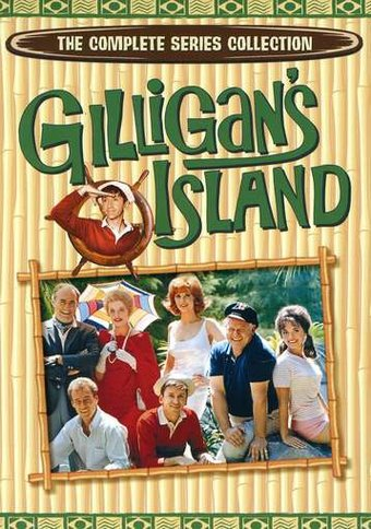 Gilligan's Island - Complete Series (9-DVD)