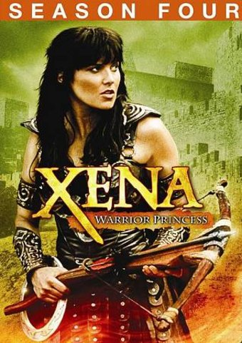 Xena: Warrior Princess - Season 4 (5-DVD)