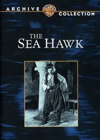 The Sea Hawk (Silent) (Full Screen)