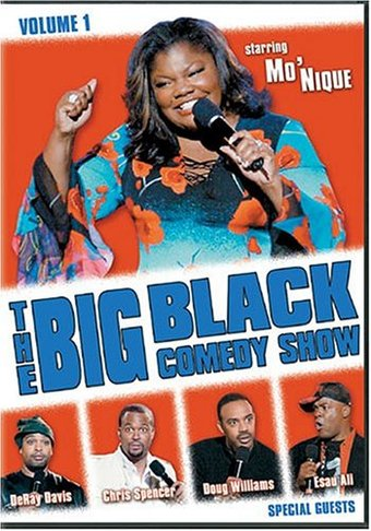 The Big Black Comedy Show, Volume 1