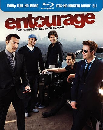 Entourage - Season 7 (Blu-ray)