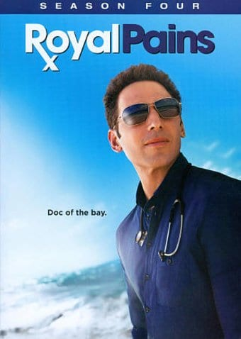 Royal Pains - Season 4 (4-DVD)