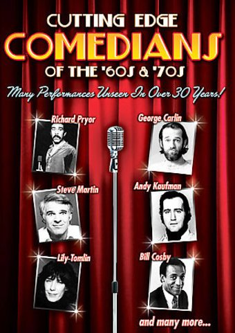 Cutting Edge: Maverick Comedians of the '60s &