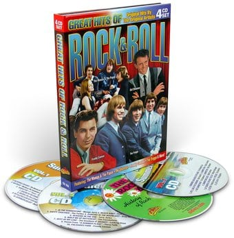 Great Hits of Rock & Roll (4-CD)