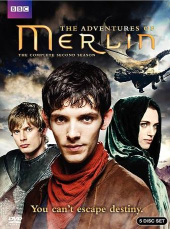 Merlin - Complete 2nd Season (5-DVD)