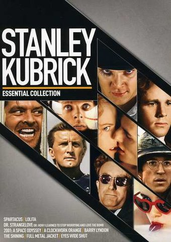 Stanley Kubrick: Essential Collection (Spartacus