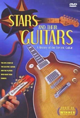 Stars and their Guitars - The History of the