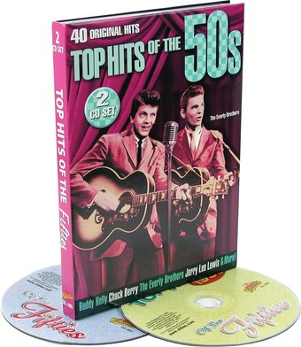 Top Hits of the 50s (2-CD)