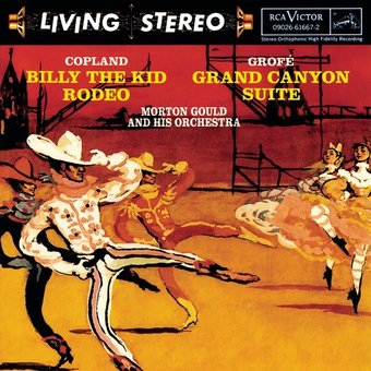 Copland: Billy the Kid; Grofe: Grand Canyon Suite