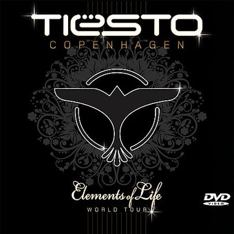Tiesto - Elements of Life World Tour (2-DVD)