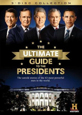 The Ultimate Guide to the Presidents (3-DVD)