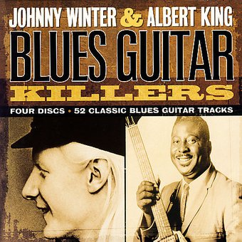 Blues Guitar Killers (4-CD)
