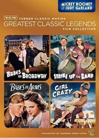 TCM Greatest Classic Legends - Mickey Rooney &