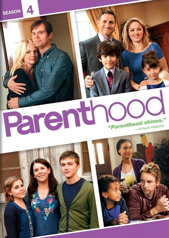Parenthood - Season 4 (3-DVD)