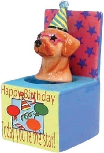 Puppy - Puppy in a Box - Bobble Head