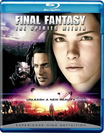 Final Fantasy: The Spirits Within (Blu-ray)