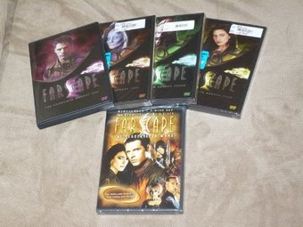 Farscape - Complete Season 1 (6-DVD)