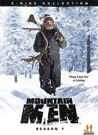 Mountain Men - Season 1 (2-DVD)