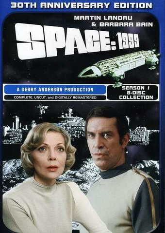 Space: 1999 - Season 1 (30th Anniversary) (8-DVD)