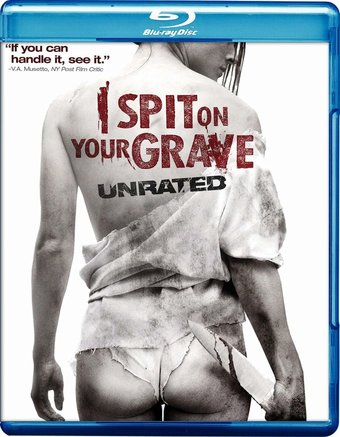 I Spit on Your Grave (Blu-ray)