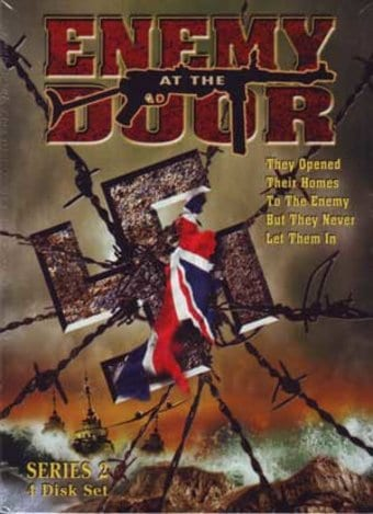 Enemy at the Door - Series 2 (4-DVD) [Goldhill]